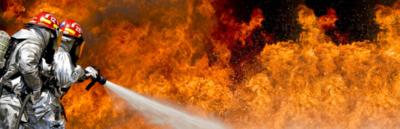 Skydda hemmet mot eld med brandlarm