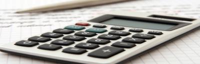 Miniräknare för bokföring och redovisning